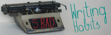 Breaking Bad Habits Worksheets